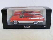 Dodge Custom Royal Lancer Convertible - 1/43 scale - NEO scale models