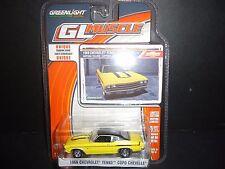 Greenlight Chevrolet Yenko Copo Chevelle 1969 Yellow 1/64 13140