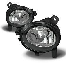 2x Nebelscheinwerfer Klarglas Chrom + Birnen HB4 BMW F20 F21 F30 F31 F32 F34 F35