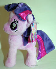 """6"""" DELUXE My Little Pony Plush Twilight Sparkle Toy Doll Plushie Star Cutie Mark"""