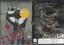 PUBLIC ENEMY - REVOLVERLUTION TOUR 2003 -2 x DVD + CD-