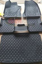 2015-2017 Jeep Renegade Slush Mat Rubber Cargo Tray OEM 82214194.82214195 Mopar