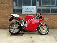 Ducati 998S In stunning condition