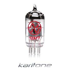 JJ 12AY7 (6072) Valve (Tube)  BALANCED TRIODES  Premium Tested   NEW