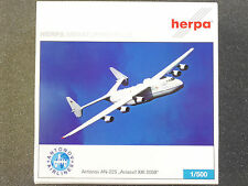 Herpa Wings 518710 Antonov Design Bureau AN-225 UR-82060  OVP 1601-25-57