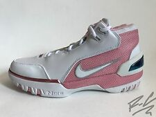 BRAND NEW NIKE AIR ZOOM GENERATION PROMO US 9 SAMPLE GLORIA PE LEBRON PINK BOM