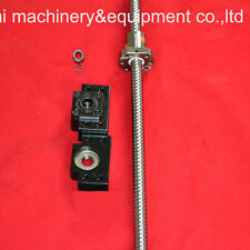 1 ANTIBACKLASH BALLSCREW 1605-1500MM-C7+BK/BF12+END MACHINE+COUPLER