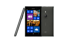 "Nokia Lumia 925 16GB GSM GPS Factory Unlocked Smartphone 4.5"" Black/White/Gray"