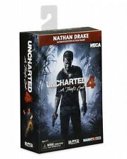 "NECA UNCHARTED 4 NATHAN DRAKE 7"" Ultimate Action Figure Video Game PS4 NEW"