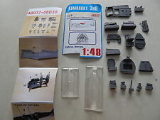 ZIP 1/48 48037 La-9 cockpit an canopy for MIKROMIR 1/48 kit