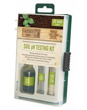 Proffessional Soil PH Testing Kit Checks your soils suitability for certain crop