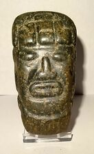 RARE IDOLE MEZCALA SCULPTEE - PRE-COLOMBIEN 300/100 BC PRECOLUMBIAN CARVED IDOL