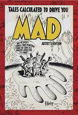 "MAD ARTIST EDITION HARDCOVER Harvey Kurtzman & Wally Wood HC IDW Comics 15""x22"""