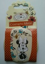 BNWT Disney Minnie Mouse Compact Cosmetic Make-up Handbag Pocket Mirror Gift