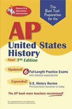 AP United States History (REA) - The Best Test Prep for the AP Exam: 7th Editio