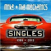 MIKE & AND THE MECHANICS / GENESIS - SINGLES VERY BEST OF - GREATEST HITS CD NEW