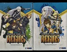 Chrome Shelled Regios: Complete Series - Collection 1 & 2 - Brand New 4 DVD Set