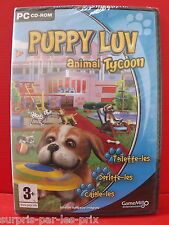 PUPPY LUV Animale Tycoon - GIOCO PER PC NUOVO IN BLISTER