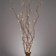 Lighted Natural Willow Branches Table Lamp Lighting Stylish accent lights Tree