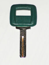 Volvo Laser Cut Ignition Key-also fits Clark & Michigan #17