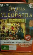 Jewels of Cleopatra - Double Pack 1 & 2 PC GAME ♥♥♥ FREE POST