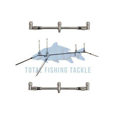 Solar Tackle NEW P1 Stainless Worldwide Low Profile Pod + Front & Rear Buzz Bars