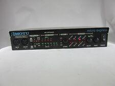 Motu Micro Express 4x6 MIDI Interface-96 Channels3460963-AL