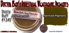 Dusty Buff Doctor Ben's Weathering Pigment 2oz  READY-TO USE S/Sn3/1-64 ossPR2