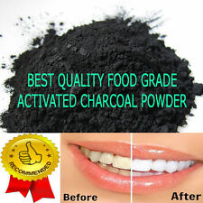 PREMIUM. ACTIVATED CHARCOAL POWDER FOOD GRADE TEETH WHITENING CARBON 50 g