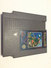 "Commando ""5 Screw"" (Nintendo NES) Capcom Game Cartridge"