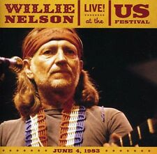 Willie Nelson - Live at the Us Festival 1983 [New CD]