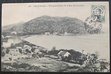 CPA INDOCHINE - Cap St-Jacques Vue panoramique de la Baie   - A.F. DECOLY