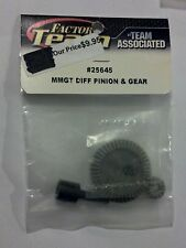 MMGT Diff Pinion & Gear 25645 NEW Team Associated Mini MGT ASC25645 Differential