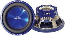 "Pyle PLBW104 10"" Inch 1000w Car Audio Subwoofer Driver Sub Bass Speaker Woofer"