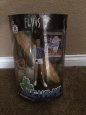 ELVIS PRESLEY BLUE HAWAII DOLL NEW IN BOX AND PLASTIC!