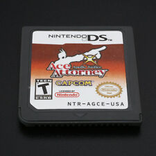 Apollo Justice: Ace Attorney For Nintendo DS lite DSi NDS Event Game Card Gift