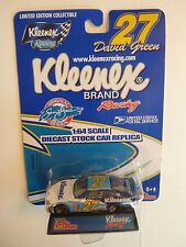"RC2, Ford Taurus #27 David Green, ""Kleenex"" NASCAR, 1:64, Diecast, Ltd Edition"