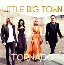Tornado by Little Big Town (CD, 2012, Capitol)