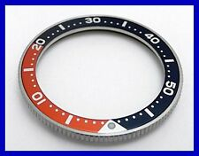 Stainless steel bezel for all Vostok watches with SEIKO insert! bps Fr