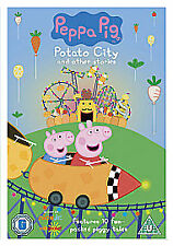 Peppa Pig - Potato City Vol.14 (DVD, 2011)