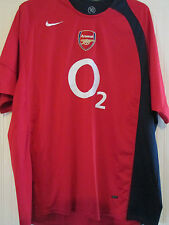 Unworn Nike Arsenal Official 2005-2006 Training Football Shirt Size XXL /40100
