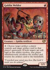 SALDATORE GOBLIN - GOBLIN WELDER Magic C14 Commander 2014