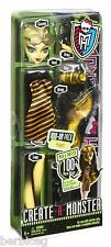 2012 Monster High BEE GIRL Create a Monster INSECT ADD-ON PACK W9176
