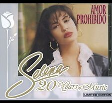 Selena - Amor Prohibido [New CD] Bonus Tracks, Ltd Ed, Rmst, Enhanced