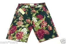 $70 Mens RALPH LAUREN Denim & Supply French Flower Slim Shorts 36 WAIST Black