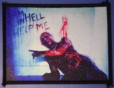 Hellraiser PATCH - Cult HORROR movie - Frank in Hell - Pinhead Clive Barker Gore