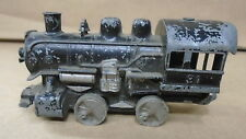 Hubley Cast iron locomotive train 766R with plastic wheels made in the USA
