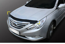 New Smoke Bonnet Hood Guard Garnish Deflector for Hyundai Sonata 2011 - 2014