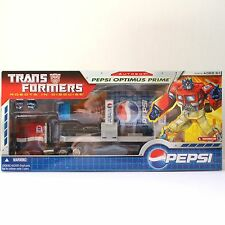 RARE Hasbro Transformers Pepsi Prime - Botcon Edition G1 Optimus