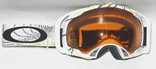 OAKLEY SPLICE ORBIT MINT W/PERSIMMON LENS SNOW GOGGLE 57-145
